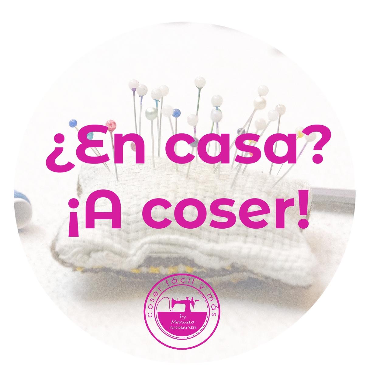 En Casa A Coser Coser Facil Y Mas By Menudo Numerito